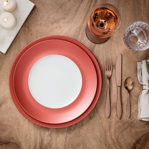 Manufacture Glow coupe gourmet plate 32cm