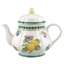 Load image into Gallery viewer, French Garden Fleurence teapot 6 person 1.00L