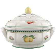 Load image into Gallery viewer, French Garden Fleurence oval soup tureen 2.5L