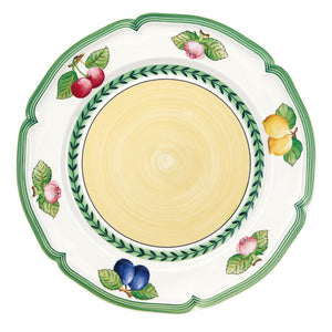 French Garden Fleurence Dinner Set 6  person on 37 pieces