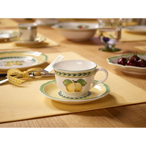 French Garden tea set 6 person
