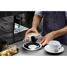 Load image into Gallery viewer, Coffee Passion Awake Cappuccino cup & saucer 1 person