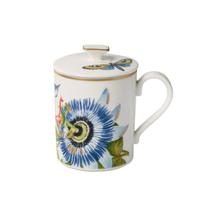 Amazonia Gifts mug with lid 0.35L