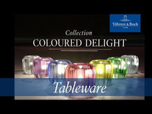 Load and play video in Gallery viewer, Colored Delight T.light holder Noble Rose 7.5cm