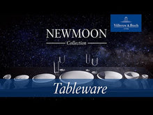 Load and play video in Gallery viewer, NewMoon Dinner Set 6  person on 50 pieces