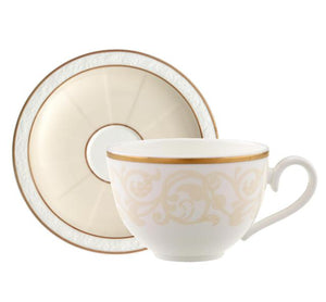 Ivoire Dinner Set 6  person on 38 pieces