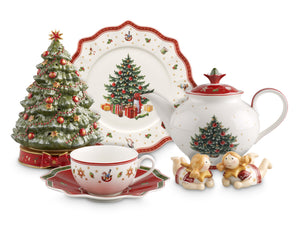 Toy's Delight Coffee/Tea Set 6 person on 12 pieces