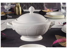 Load image into Gallery viewer, White Pearl soup tureen 2.8L