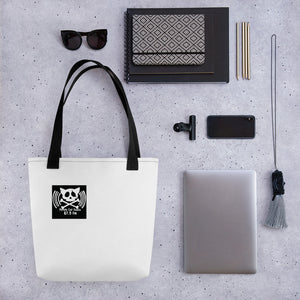 Pirate Cat Radio Tote bag