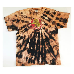Upcycled Tie Dye Shirt | Unisex Small