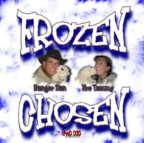 FROZEN CHOSEN ADVENTURE ALBUM | Backing Track | Digital Download | Arctic Animals Songs for Kids | Creation Connection