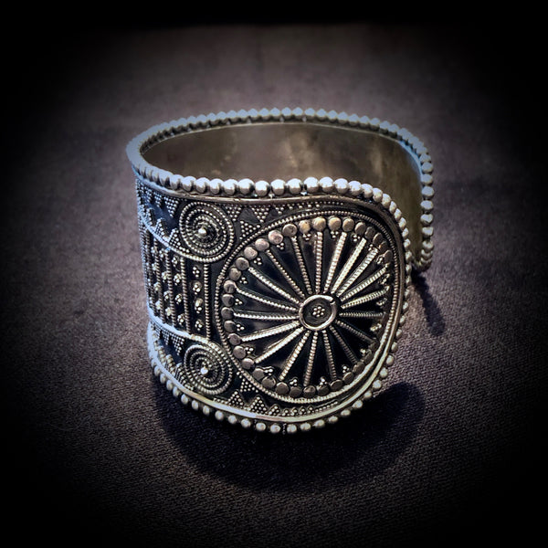Contemporary Ethnic Cuff