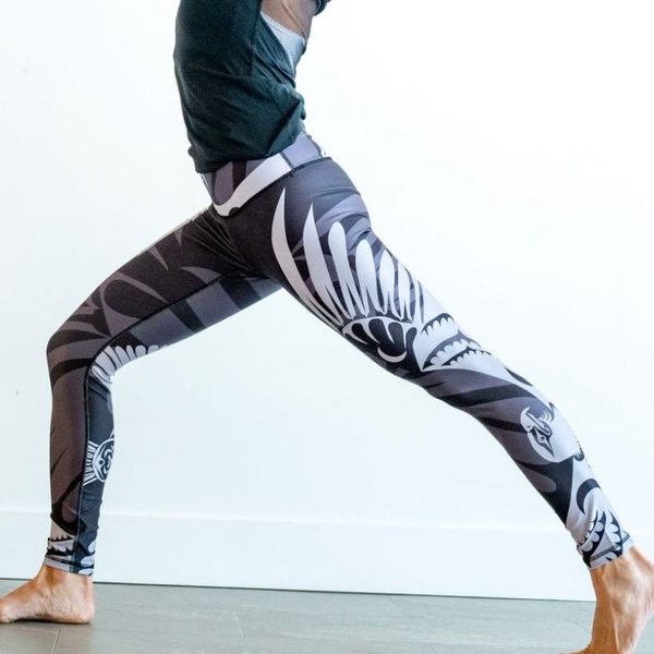 Eagle Silver - Full Length Legging