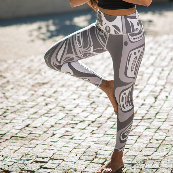 Warrior Dragonfly - Full Length Legging
