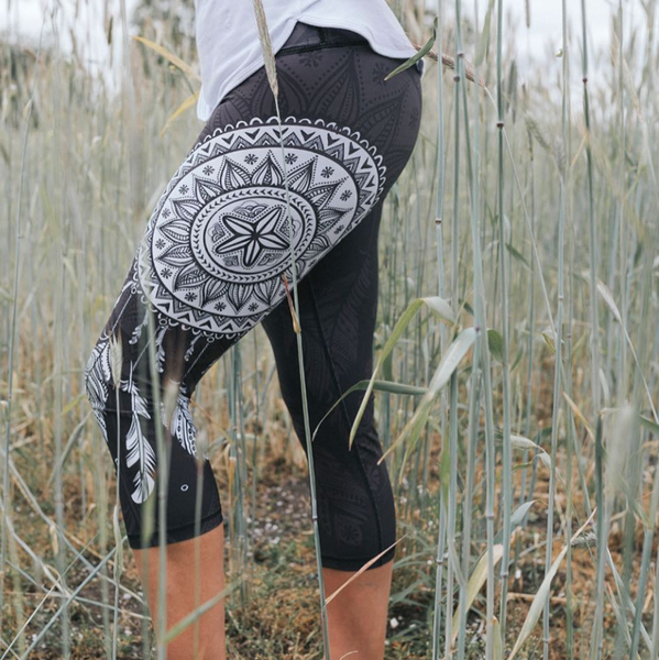 Dreamcatcher - Capri Legging