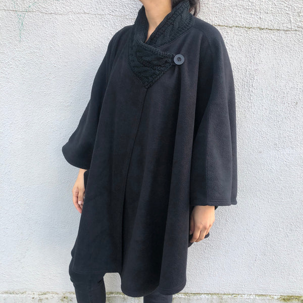 Cable Collar Cape