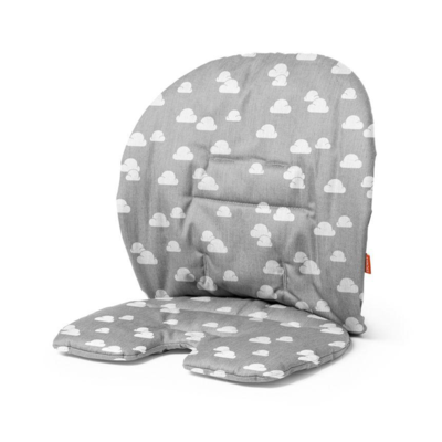 COJIN STEPS BABYSET GREY CLOUDS