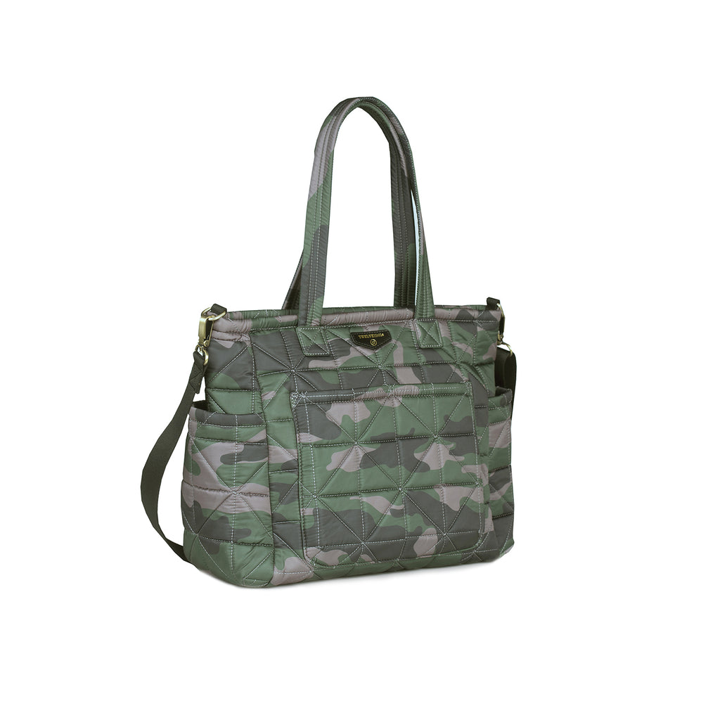 BOLSO CAMBIADOR TWELVE LITTLE TOTE CAMO