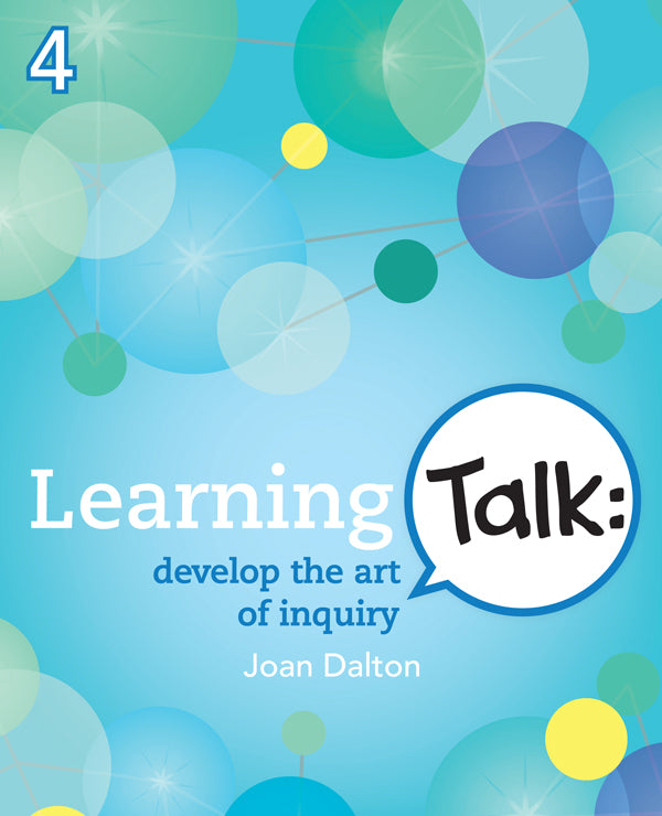 Learning Talk: develop the art of inquiry