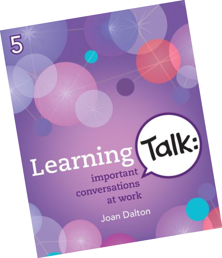 Learning Talk: important conversations at work