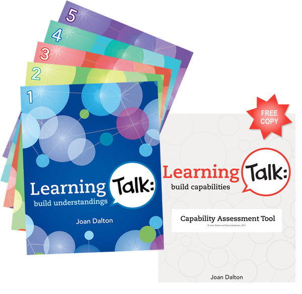 Learning Talk Series - print copies