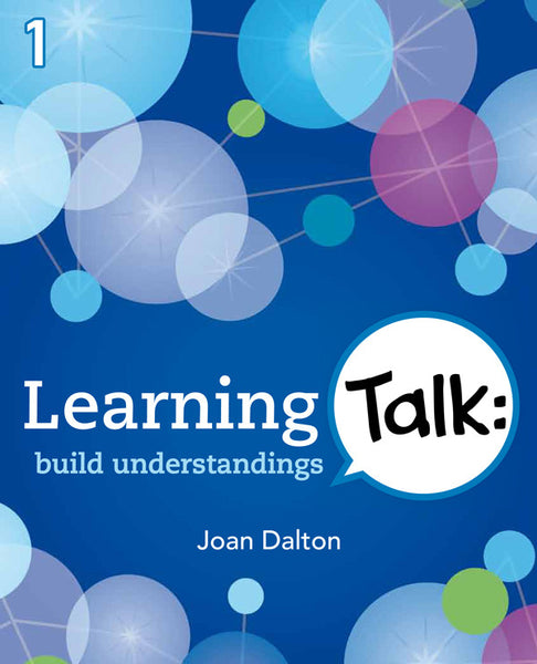 Learning Talk: build understandings - print copy