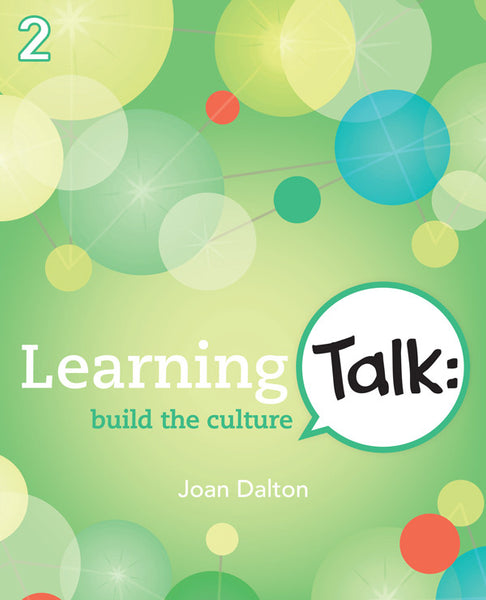 Learning Talk: build the culture - print copy