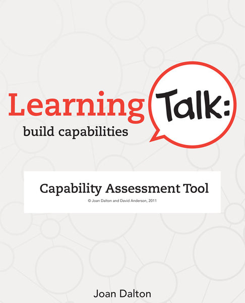A practical PDF resource: Capability Assessment Tool