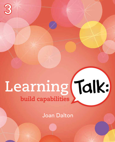 Learning talk: build capabilities - print copy