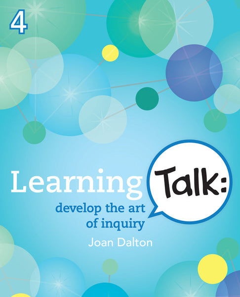 Learning Talk: develop the art of inquiry - print copy