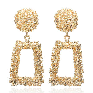 European Design Drop Earrings