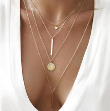 Load image into Gallery viewer, Trendy Women's Multilayer Necklace