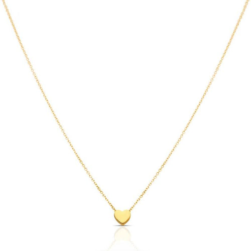 Elegant Tiny Heart Necklace