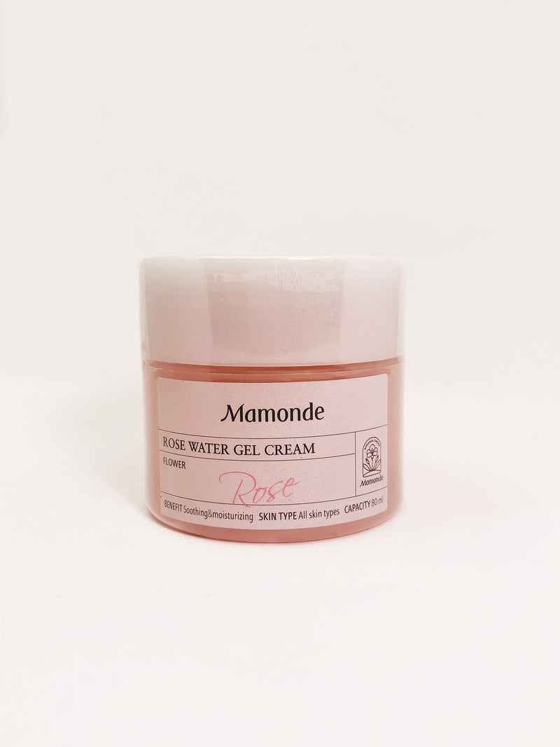 Mamonde Rose Water Gel - The Magic Glow Co