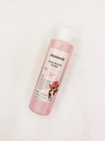 Affordable K-beauty dupe of the Fresh Rose Floral Toner - The Magic Glow Co.