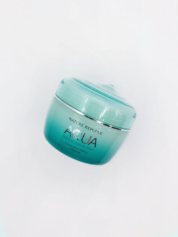 Nature Republic Super Aqua Max Combination Watery Cream - The Magic Glow Co