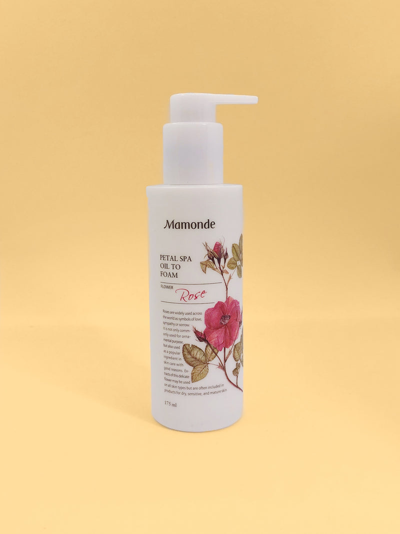 Mamonde Petal Spa Oil To Foam Cleanser - The Magic Glow Co.