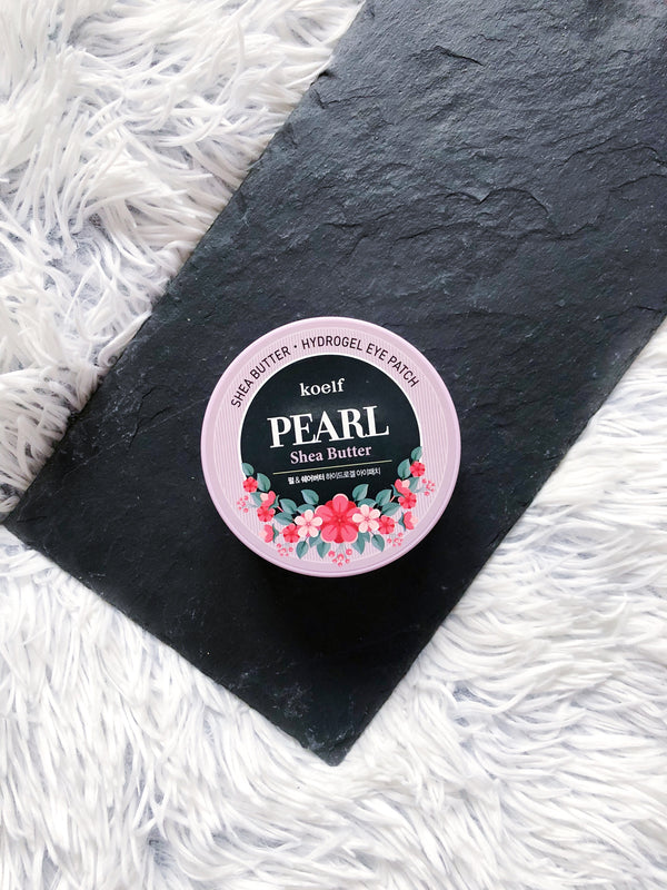 Koelf Pearl & Shea Butter Eye Patch - The Magic Glow Co.