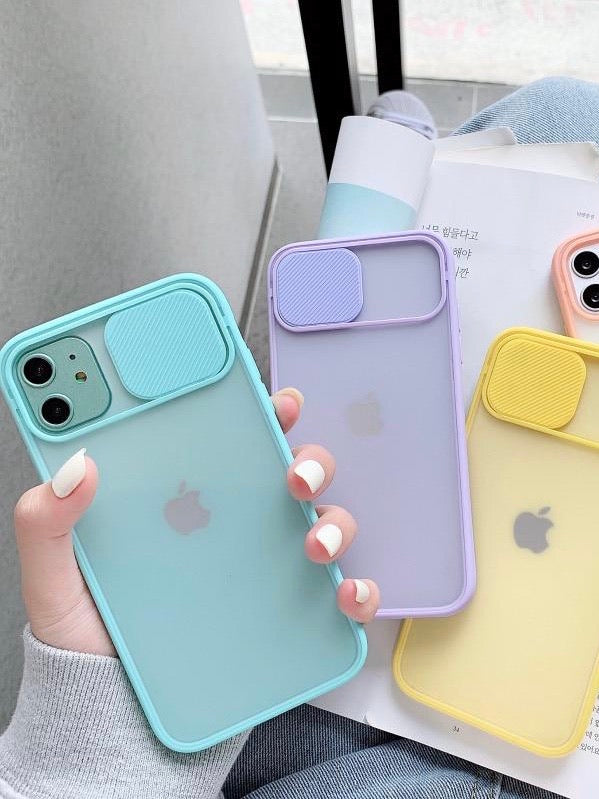 Camera Lens Protection Phone Case on For iPhone - The Magic Glow Co.
