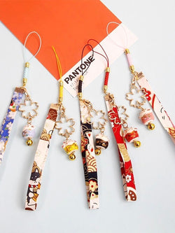 Japanese Smart Phone Strap Lanyards | The Magic Glow Co.
