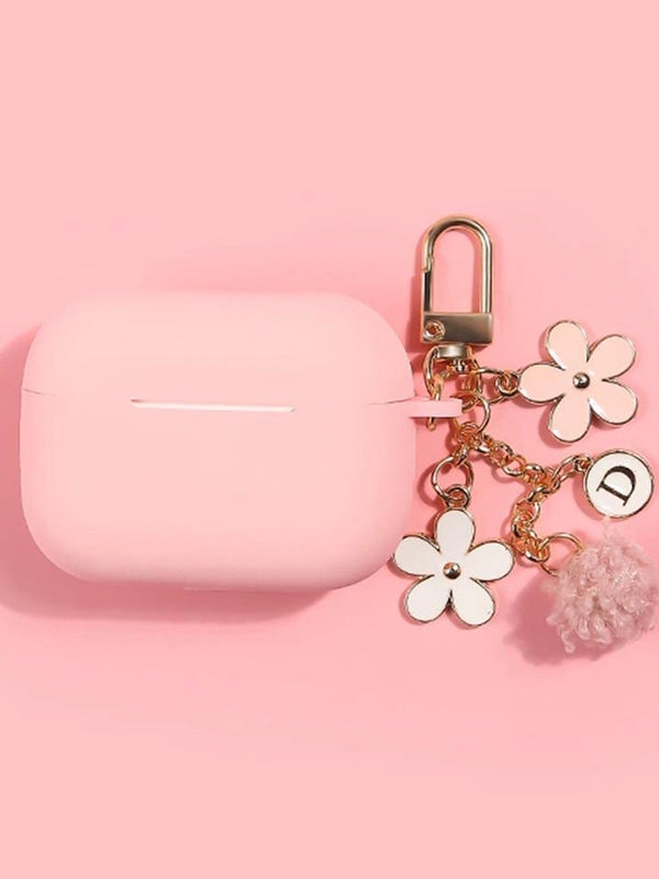 Cute Korean Flower Silicone Cover for AirPods Pro | The Magic Glow Co.
