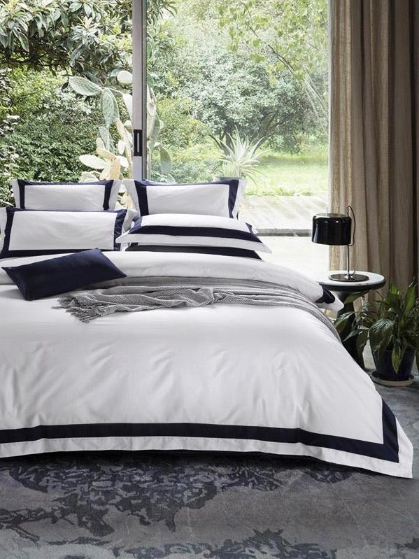 Egyptian Luxury Cotton Bed Set | The Magic Glow Co.