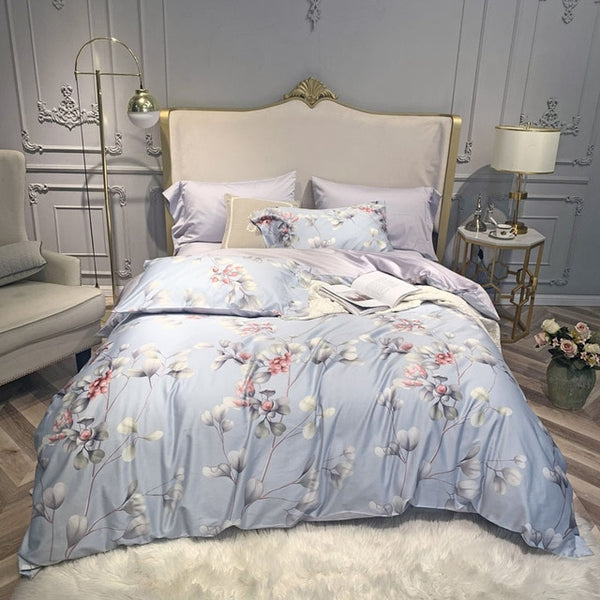 Luxury Egyptian Cotton Bedding Set In 29 Colors - The Magic Glow Co.
