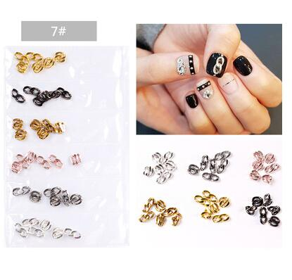 Metal Nail Piercing Decoration | The Magic Glow Co.
