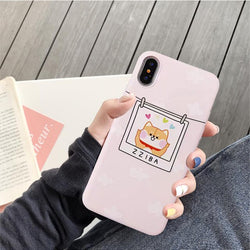 Cute Corgi Puppy iPhone Cases - The Magic Glow Co.