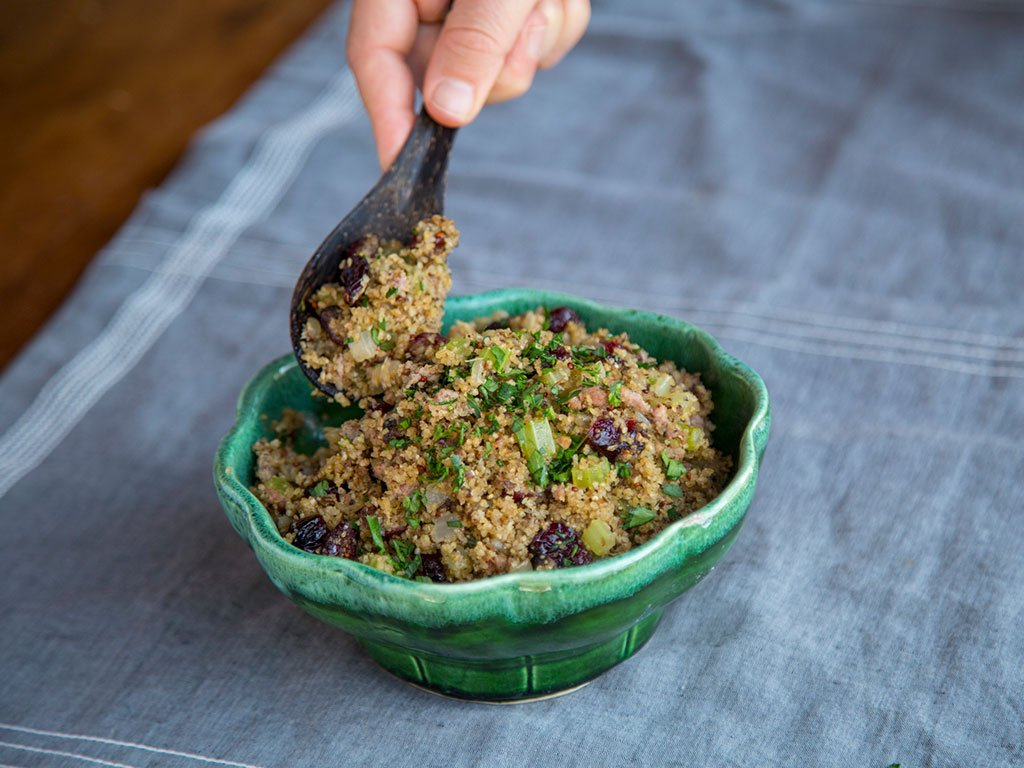 Savory Grains Stuffing