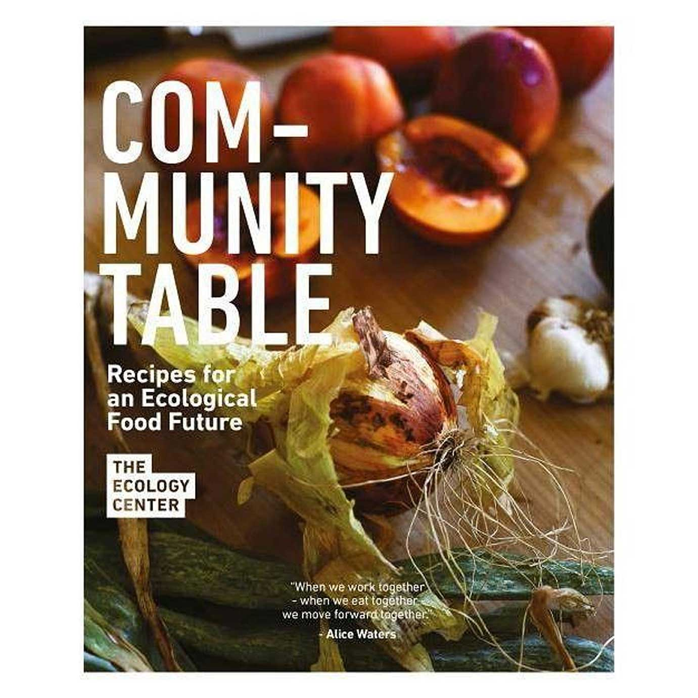 Community Table Book Cover