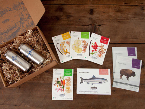 Patagonia Provisions Unbroken Ground gift box