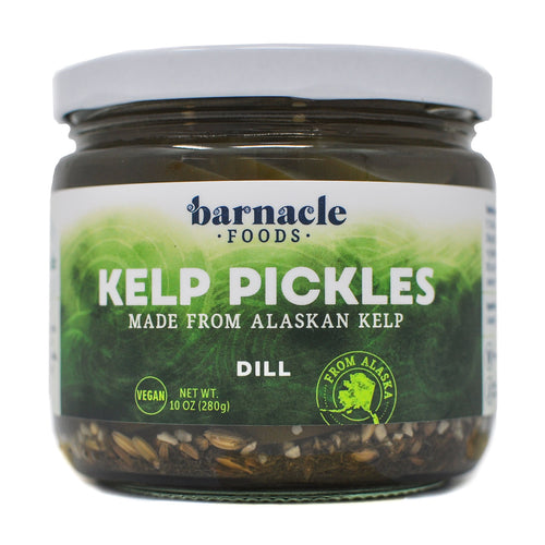 Barnacle Foods Dill Kelp Pickles