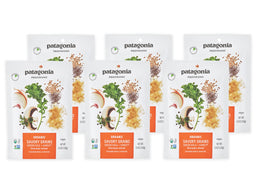 Patagonia Provisions Green Kale and Kamut Khorasan wheat savory grains package shot front
